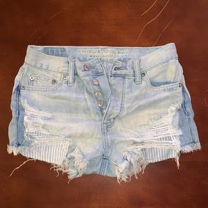 American Eagle Outfitters Ripped Shorts